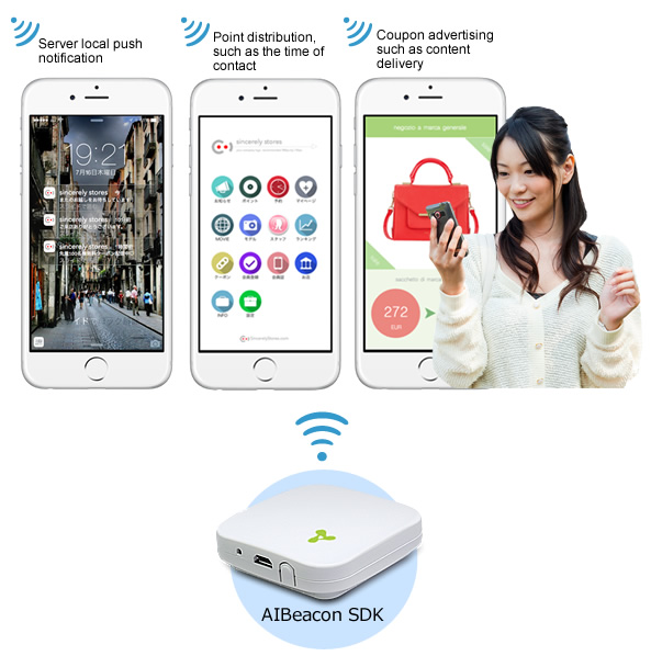 AIBeacon SDK